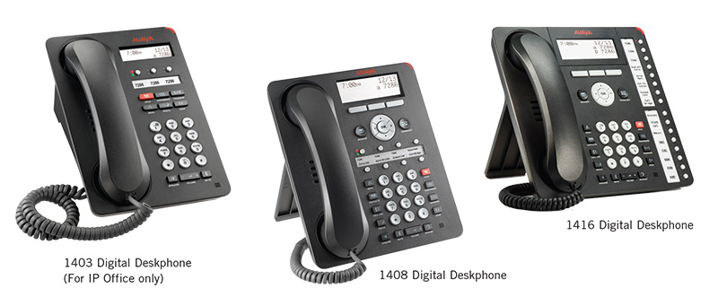 1400 series Digital Desk Phones