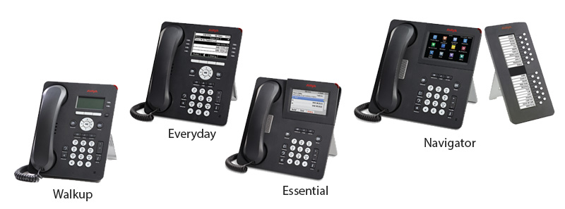 9600 Series IP Desk Phones